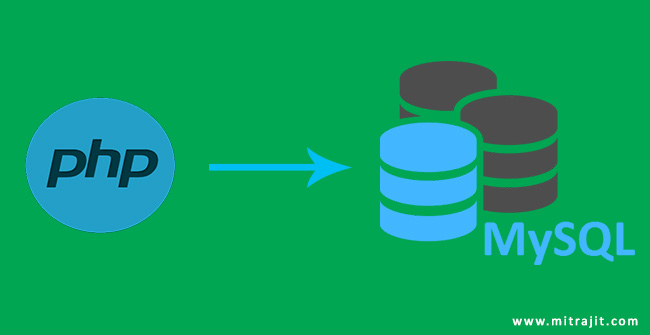 How to connect MySQL database using PHP