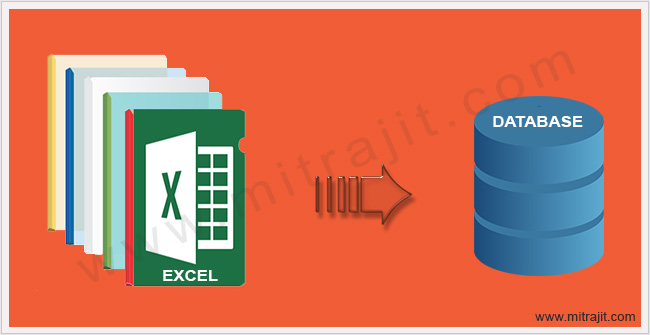 Read excel file and import data into MySQL database using
