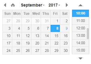 Simplest way to add cross browser jQuery date and time picker in web